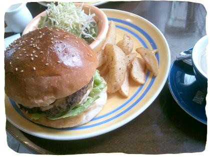 2012.1.24.indigoのバーガー のコピー