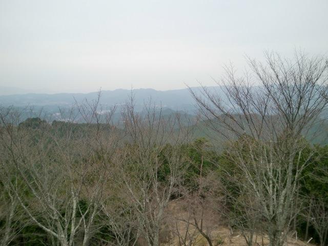 高城山からの風景