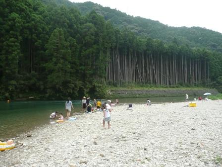 高田自然プール(3)