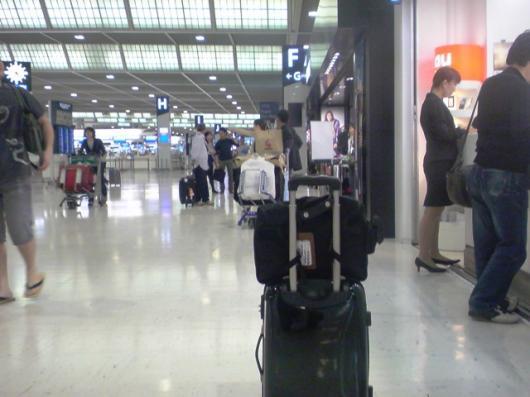 成田空港KDDIカウンター3F