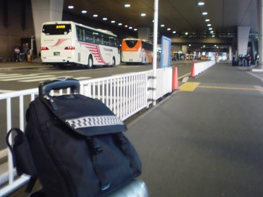 成田空港バスターミナル