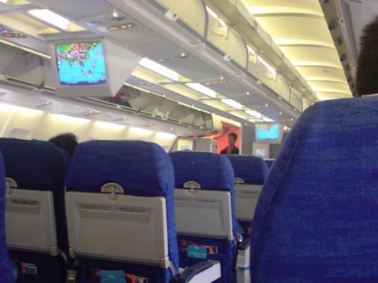 インドネシア・ガルーダ航空(2)
