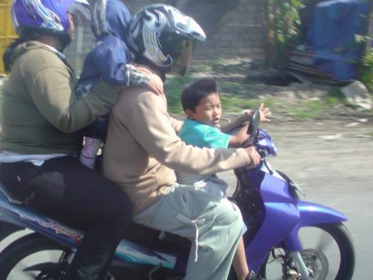 インドネシア バイク(2)