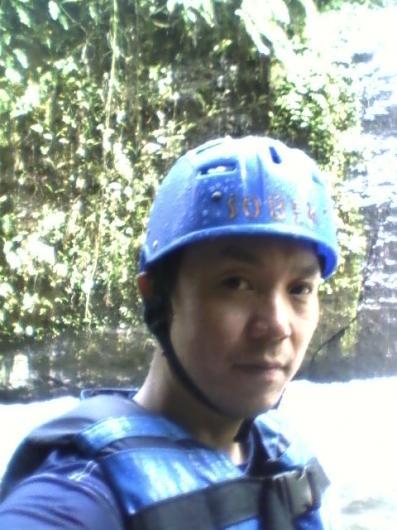 インドネシア ラフティング(3)