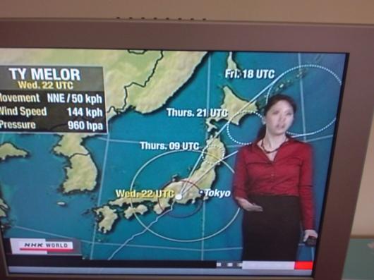 台風ニュース