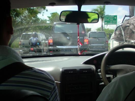 インドネシア 渋滞