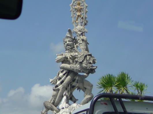 インドネシア 神様