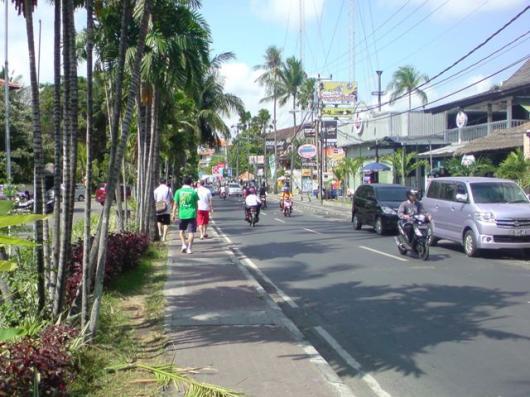 インドネシア 街中