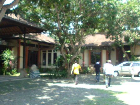インドネシア木彫り