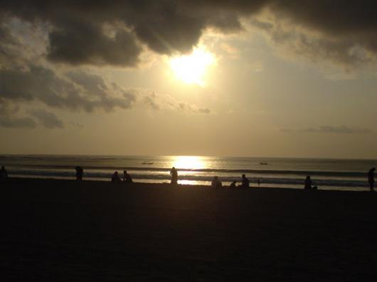 インドネシア ビーチ(2)