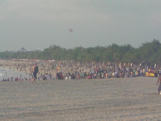 インドネシア ビーチ(3)