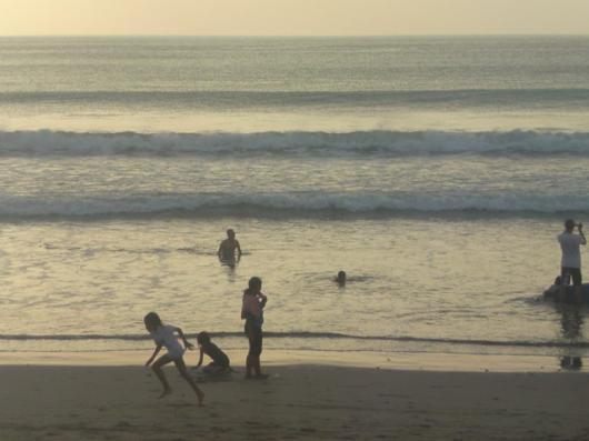 インドネシア ビーチ(4)