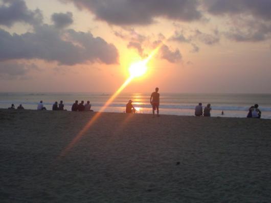 インドネシア ビーチ(5)