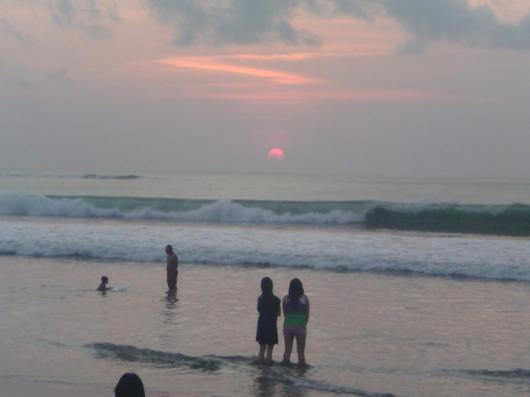 インドネシア ビーチ(6)