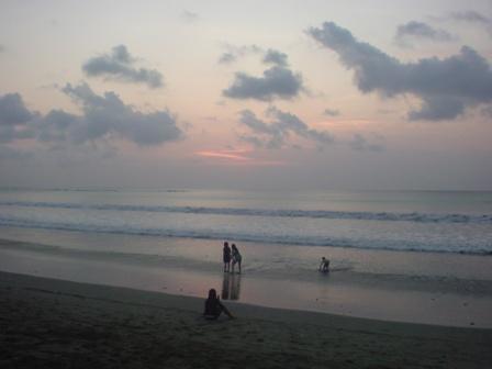 インドネシア ビーチ(7)