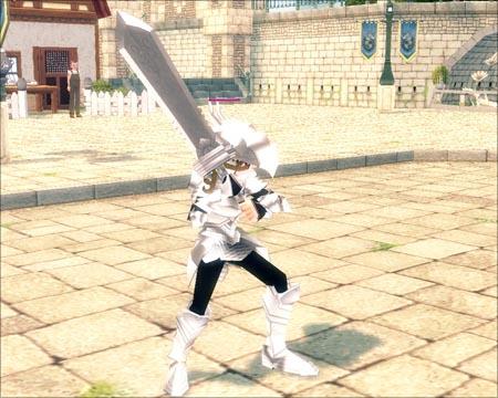人類可用巨劍