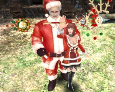 クリスマスの幻想