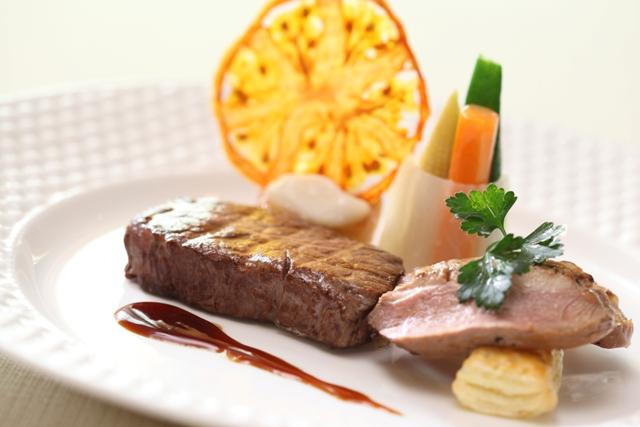料理~神石牛のフィレステーキ
