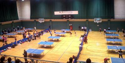 卓球市民大会