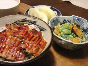 Jan12_鰻丼