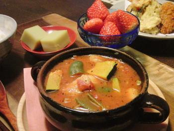 Jan13_チキンのトマトクリームスープ