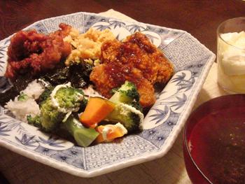 Jan27_海苔弁当風丼
