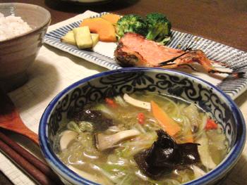 Feb25_薬膳スープ