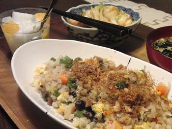 Apr15_シーフード炒飯