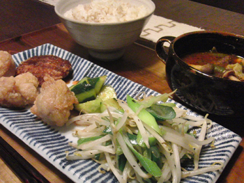 Apr20_野菜の黒胡椒炒め