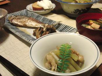 May02_ふき煮