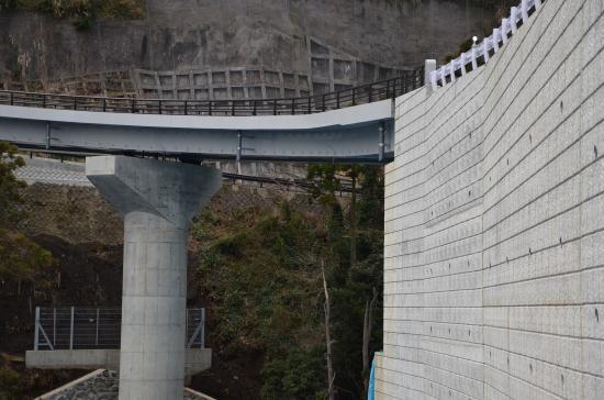大滝橋 2012/03/17日開通
