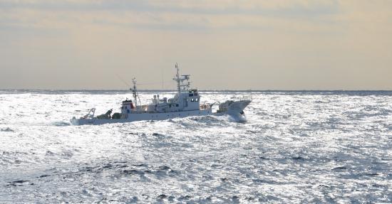 建造 新潟造船 189t  全長42.93m 型幅7.4m  航海速力13ノット