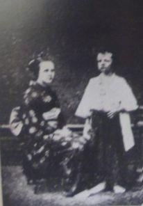 二人の子供たち