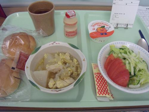 おいしかった朝食1