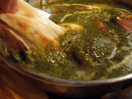 上野 インド料理 アーグラー