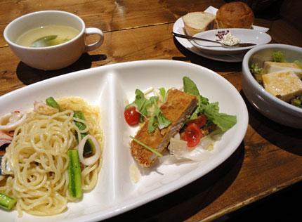 笹塚 イタリアン キャンティ