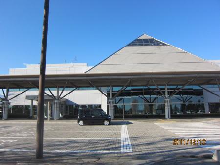 信州松本空港