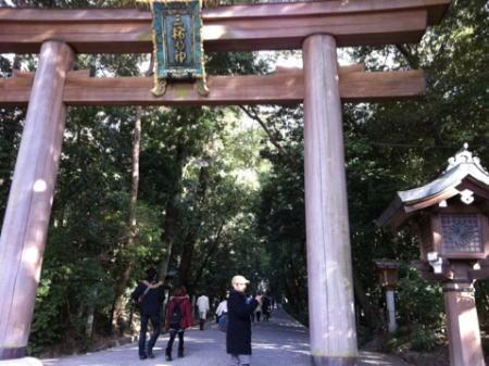 三輪大神神社
