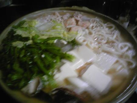 19日のお鍋