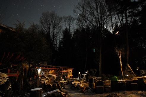 お正月の夜空 016 - コピー