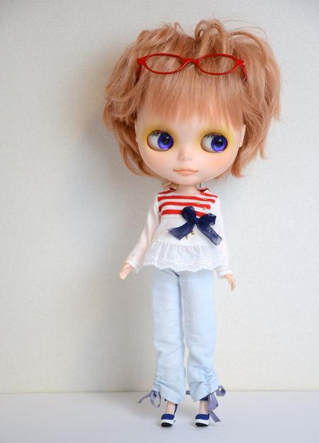 momokoの靴は立ちづらいゼぃ。