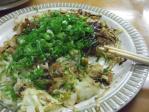 肉・野菜、ねぎトッピング