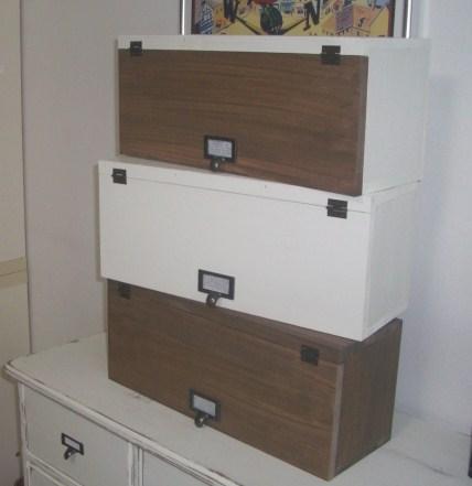 幅広収納BOX