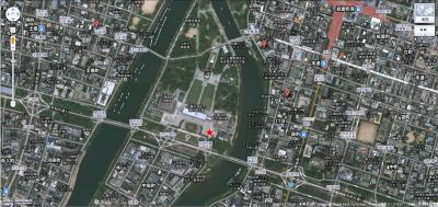 広島平和記念公園_カーネーションステージ