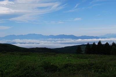 車山高原散策