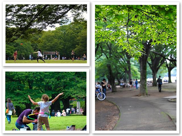 お散歩☆代々木公園