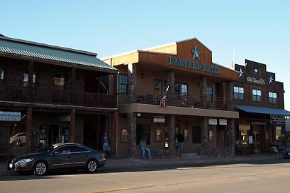 Fort Davis ダウンタウン