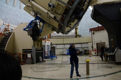 巨大天体望遠鏡