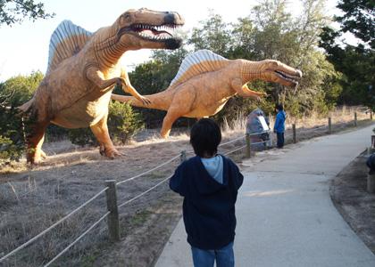 Dinosaur World内
