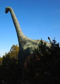 さらに恐竜